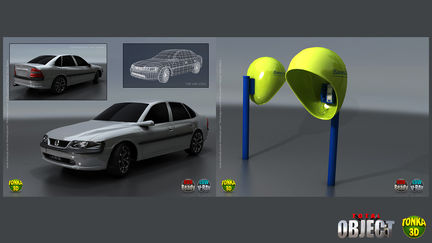 3D LOW POLY ADVANCED MODELS COLLECTION FOR GAMES AND INTERACTIVITY PROJECTS