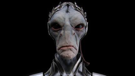 Salarian - Mass Effect