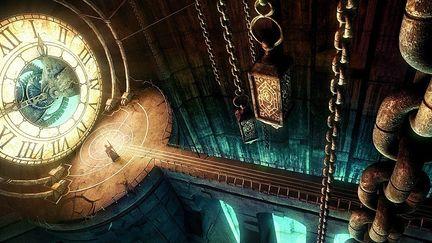 The Ancient Clock