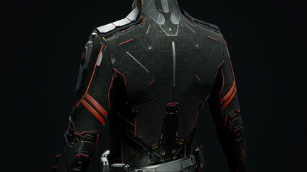 Exploration Suit - EVE