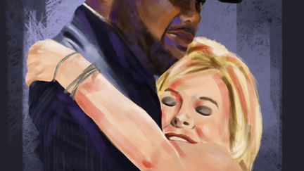 Michael Oher&Anne tuohy