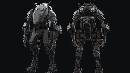 Protoraptor Titan