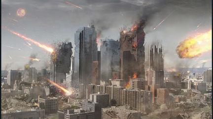 Meteors-Mood Concept