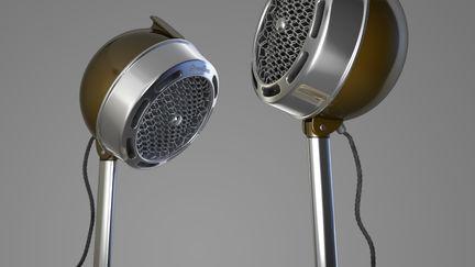 Streamline microphone