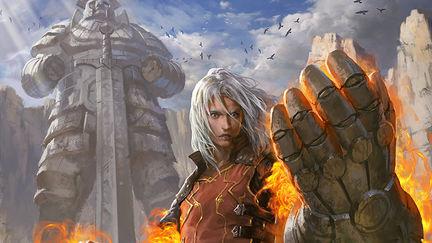 Heydar the Idol-Armed (Reg)