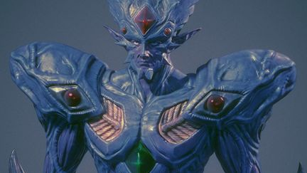 another guyver project