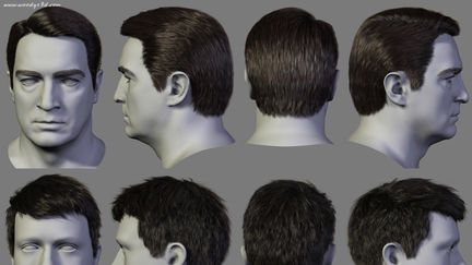 Halo Hairstyles 01