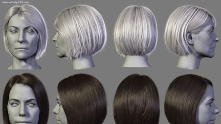 Halo Hairstyles 03