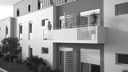 Logis Ouest_ Thellier Architecture