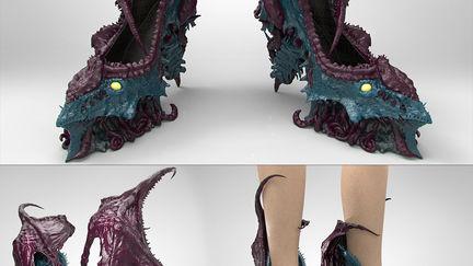Monster heels