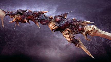 Nightmare sword