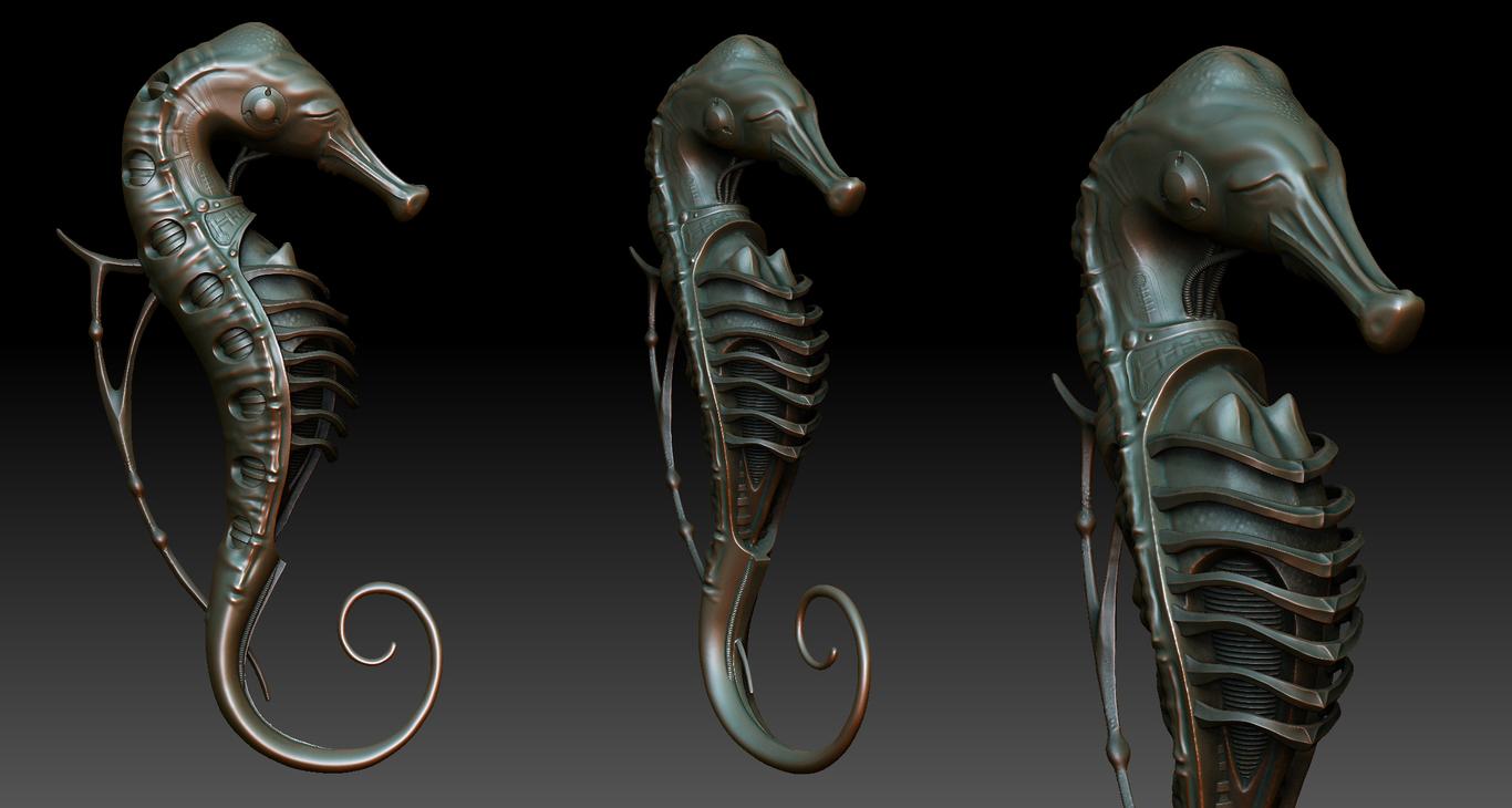 Aefimov sea horse fish 1 4427829b dahe