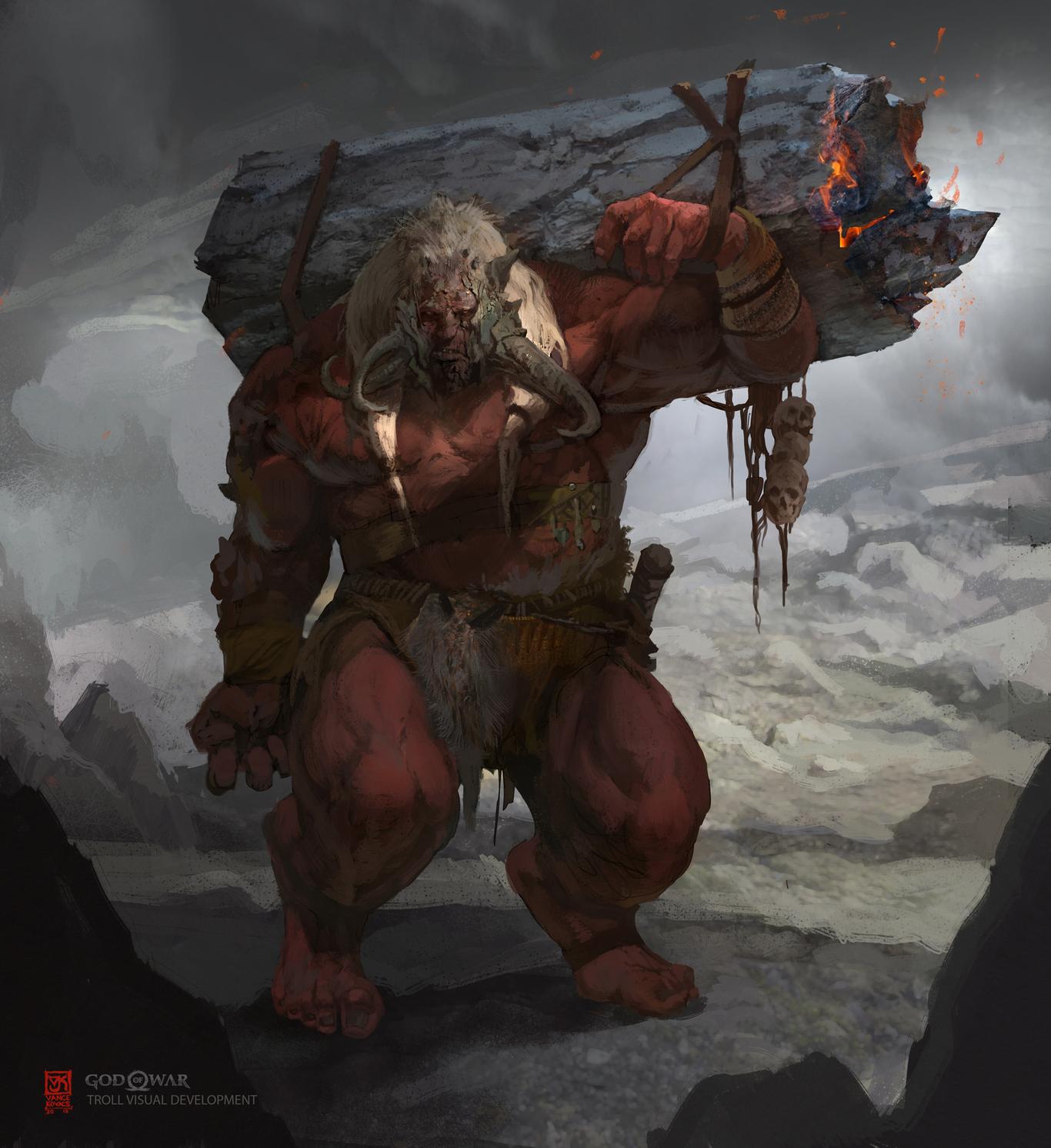 Americanbean god of war visual de 1 e8de7e6f 2khd