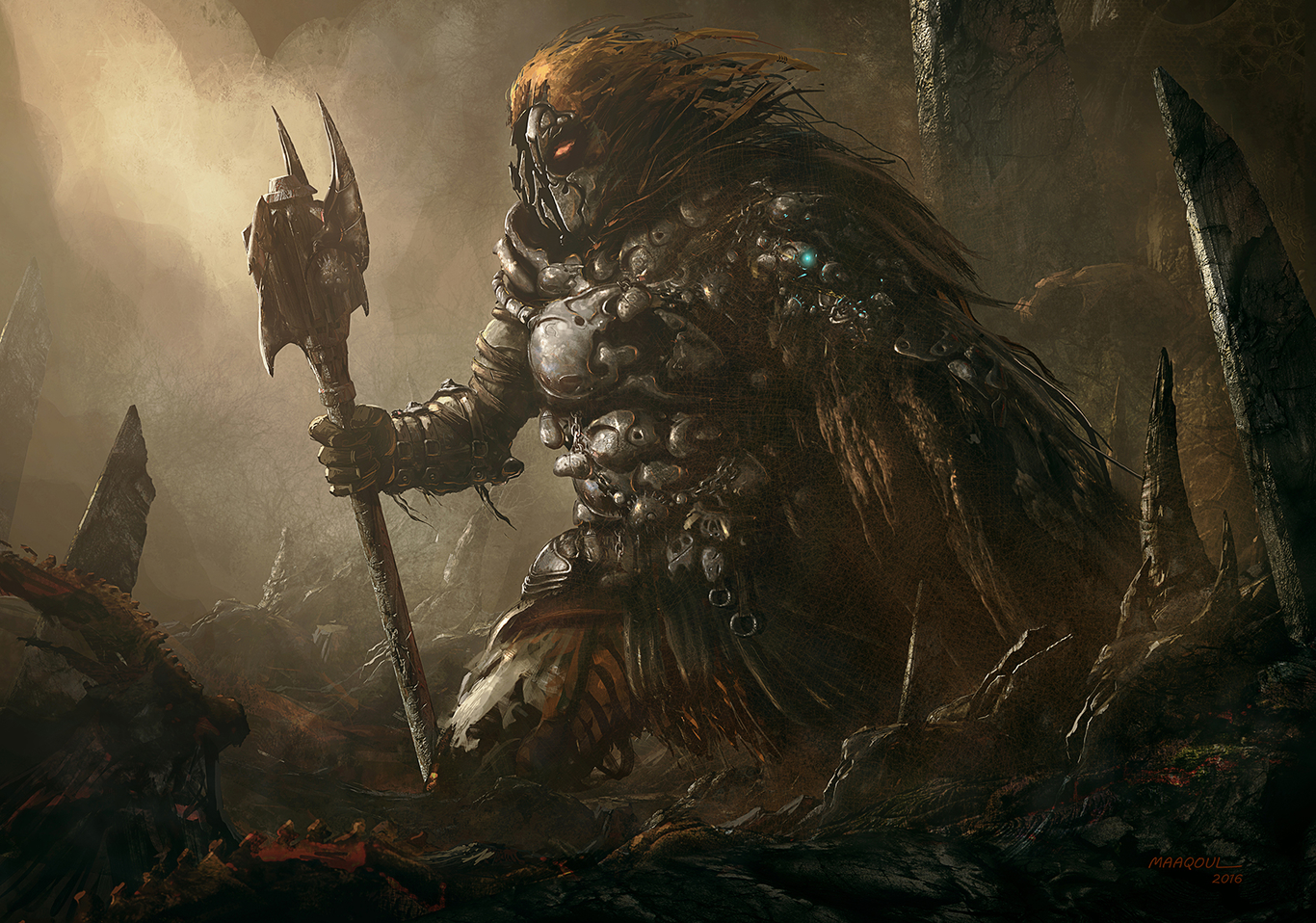 Azizmaaqoul hell warrior 1 a78007b8 1odo