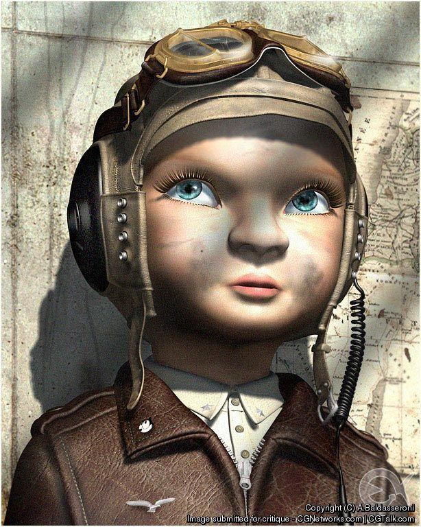 Baldasseroni little aviator abald  aea51f4a dph7