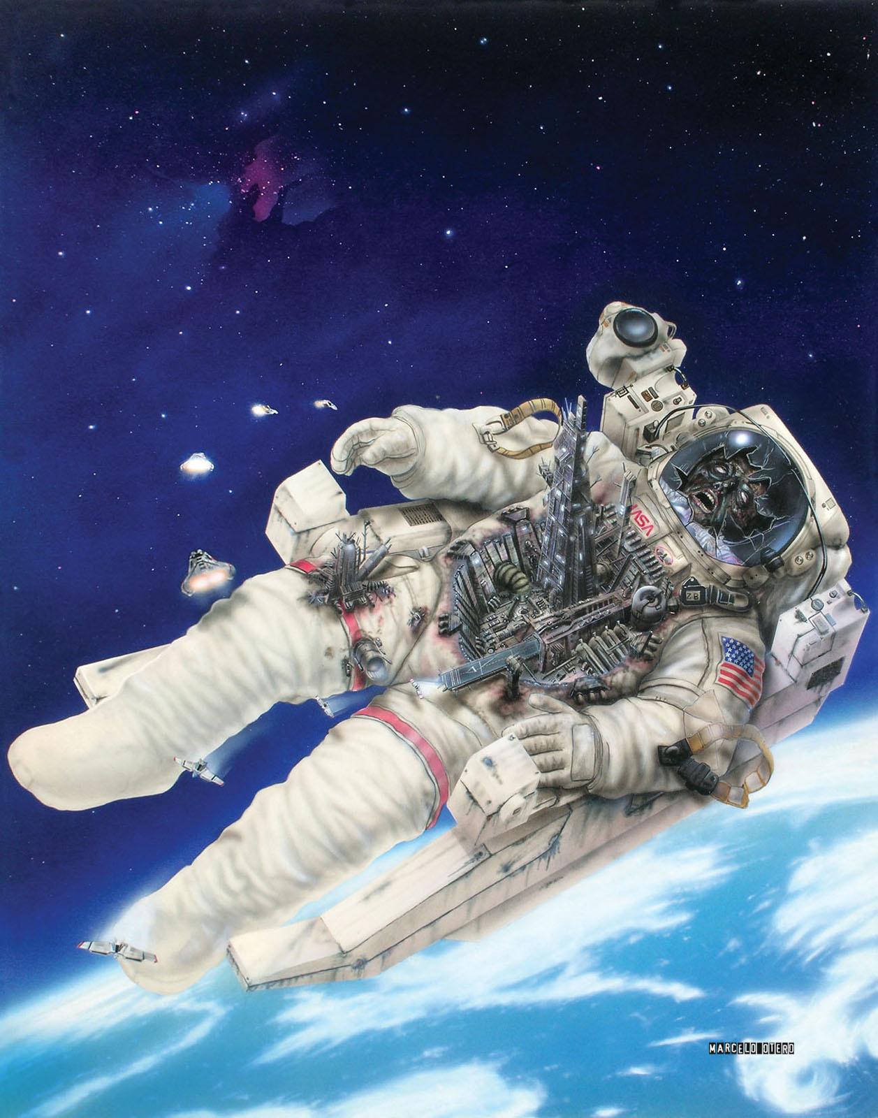dead astronauts pics - HD1257×1600