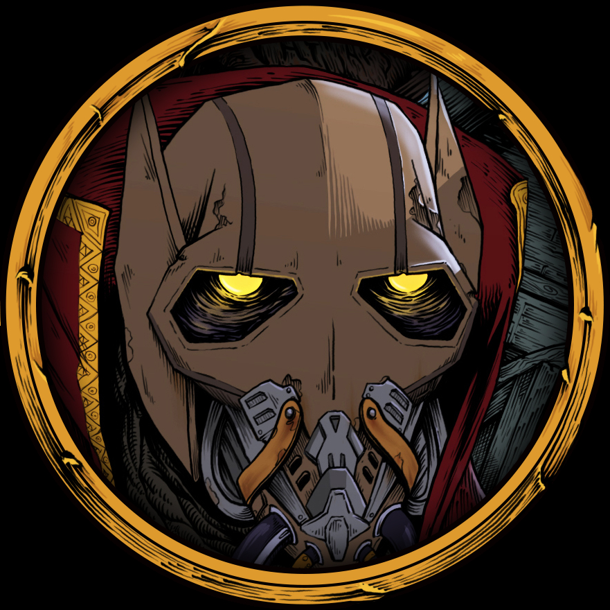 Lord Grievous (zoom)