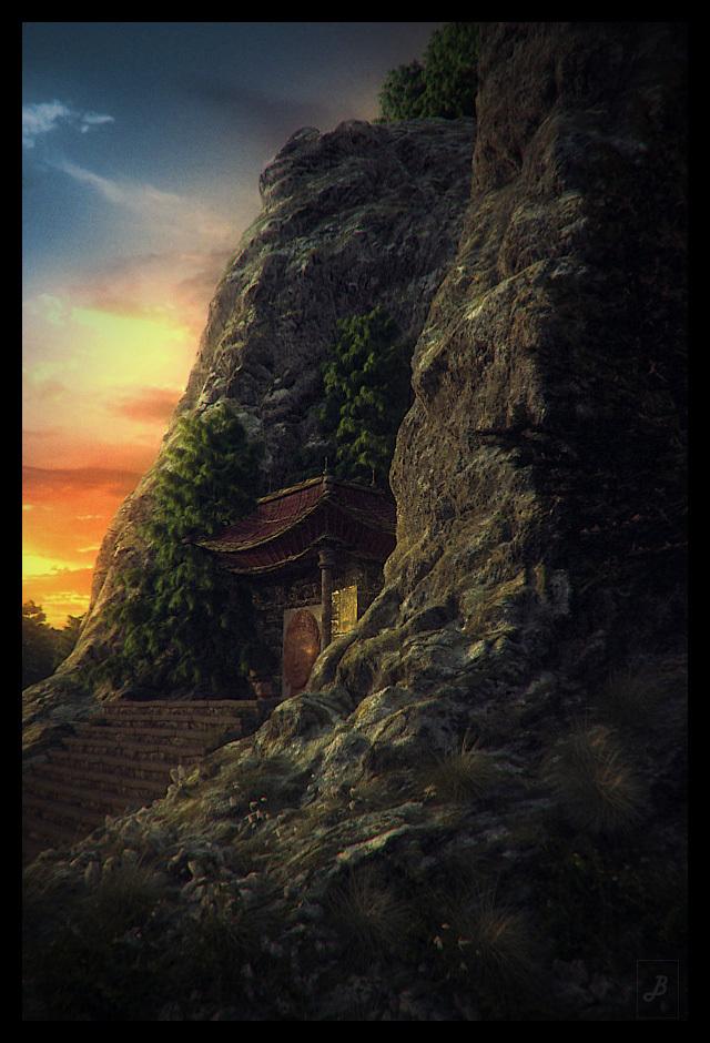 Digitalomega temple on the mounta 1 327e3dbc 49my