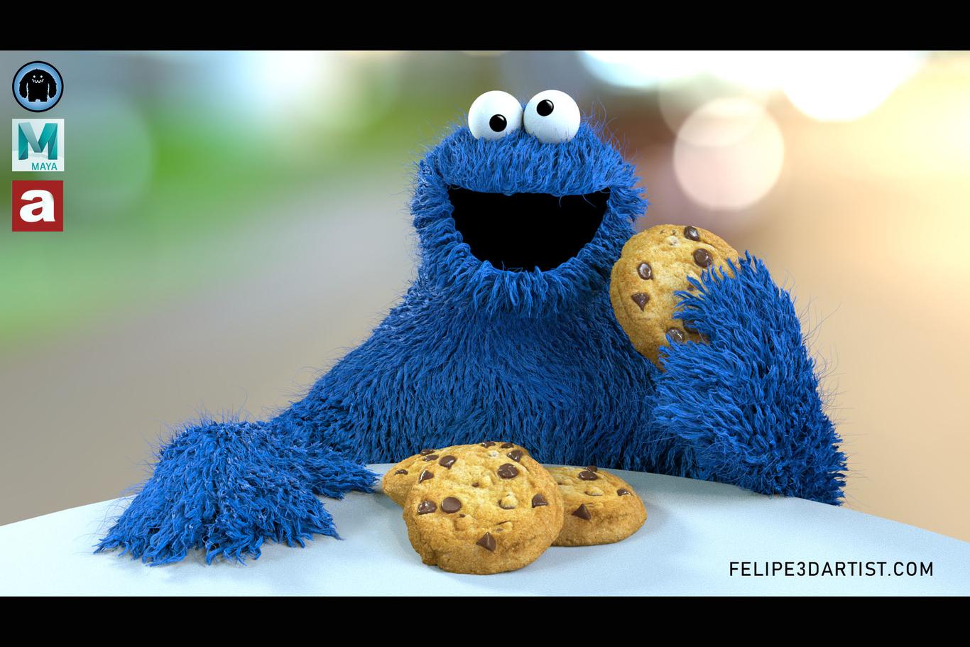 Felipe3dartist cookie monster 1 52ad6fd9 zusq