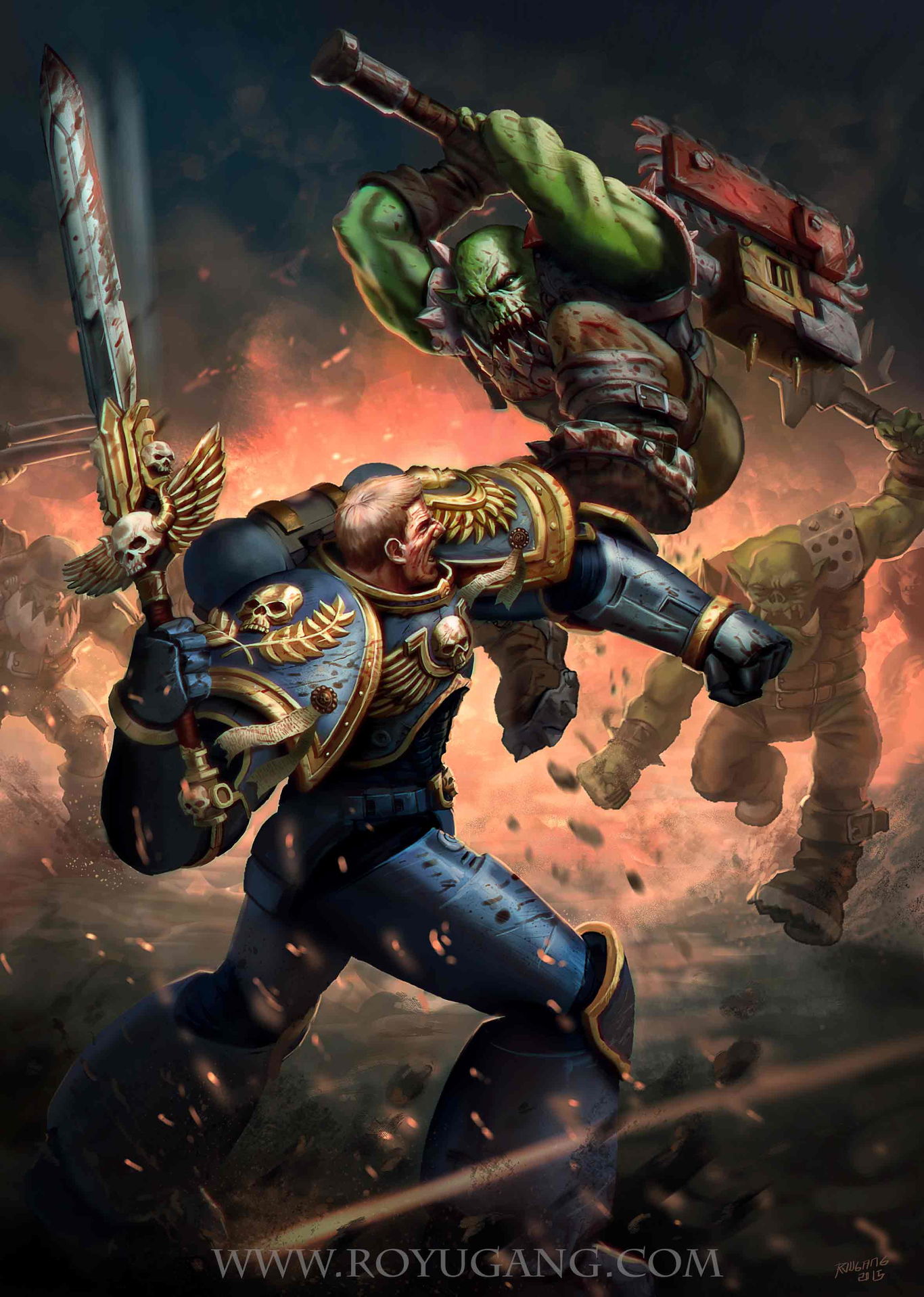 Warhammer Fan Art