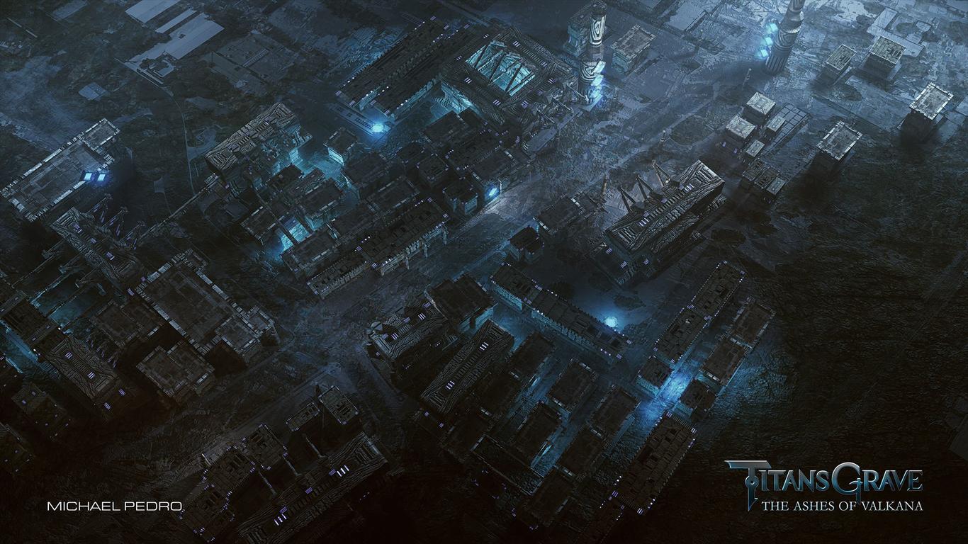 TitansGrave - Underground City