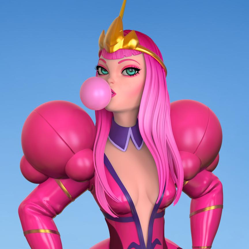 Jpontes princess bubblegum 1 71db3cbe d6k1