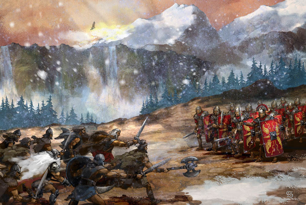 Marekszal barbarians and roman 1 603c1a91 1aq7