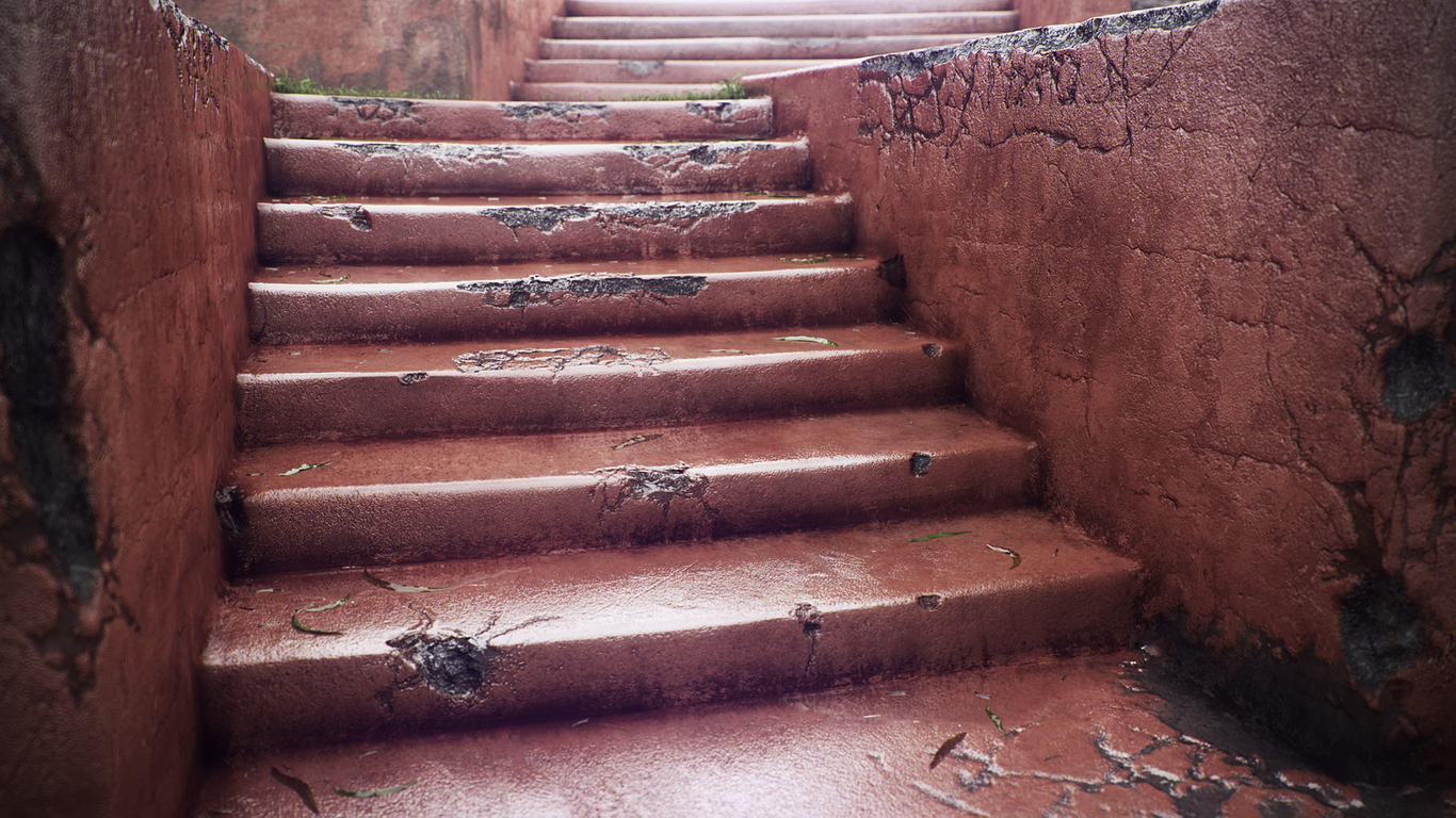 Marwans old stairs 1 bacada20 p241