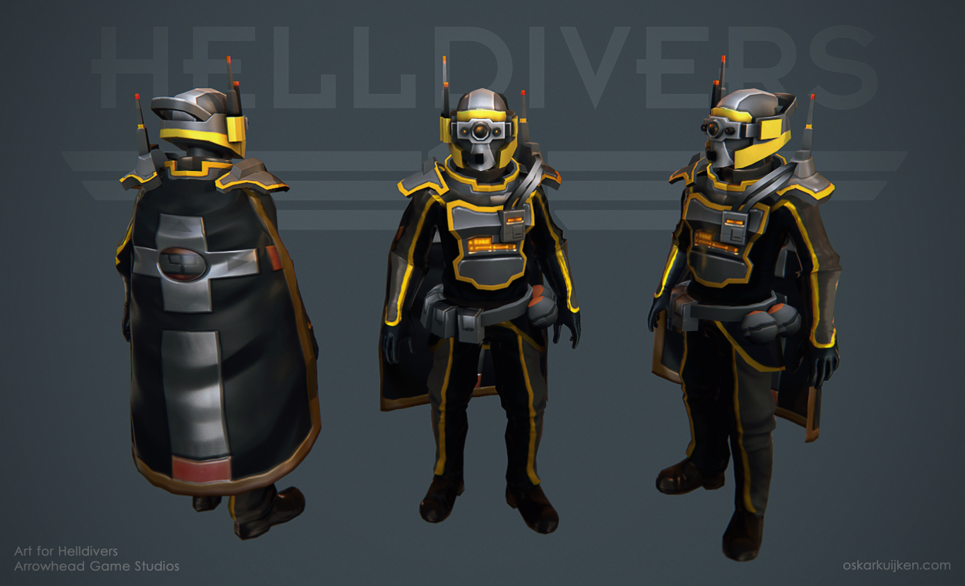 Specialist - Helldivers