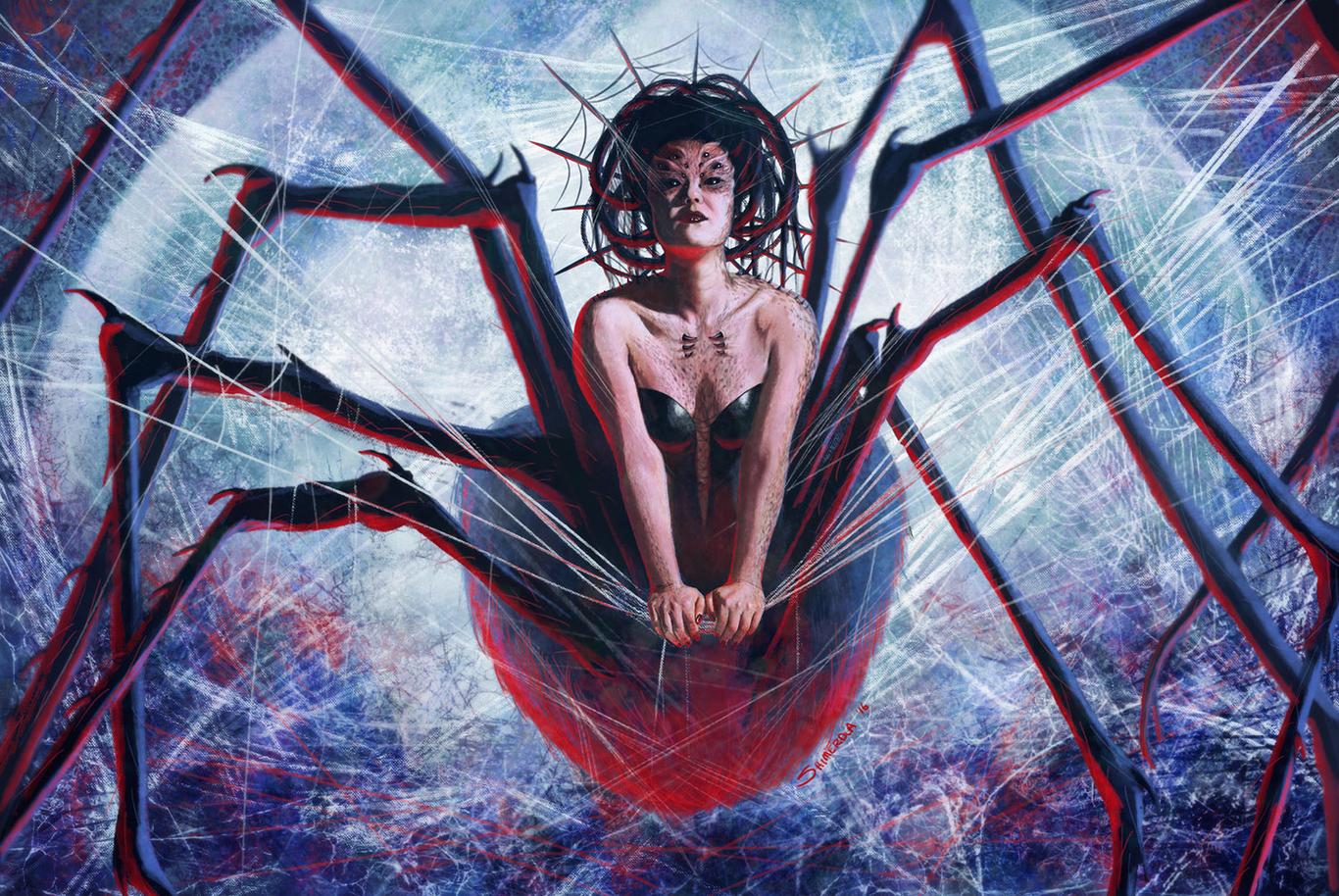 Rainne spider queen 1 c02d6186 imfu