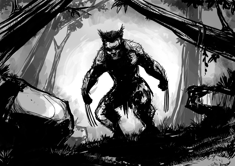 Redfrog daily sketch wolveri 1 a4c709fe gcxt