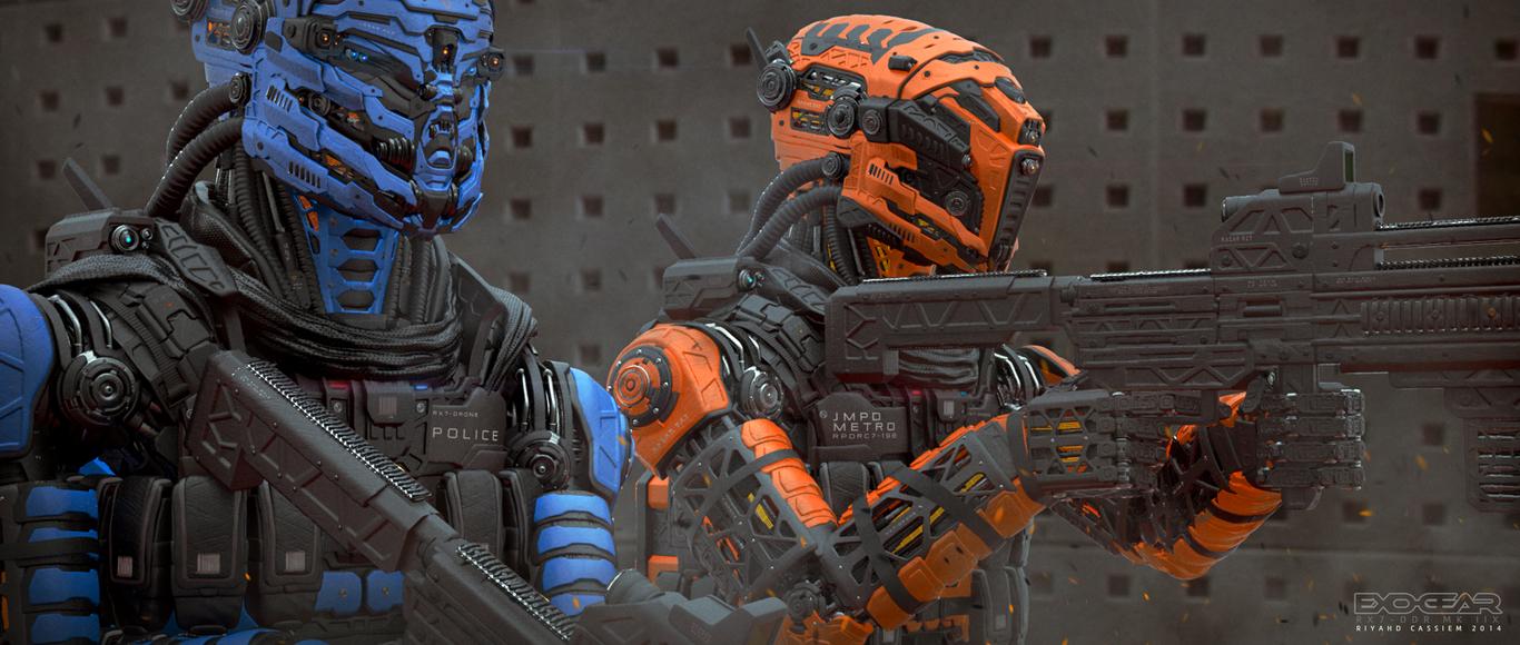 Droid variant