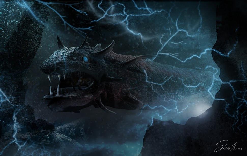 deepsea monsters