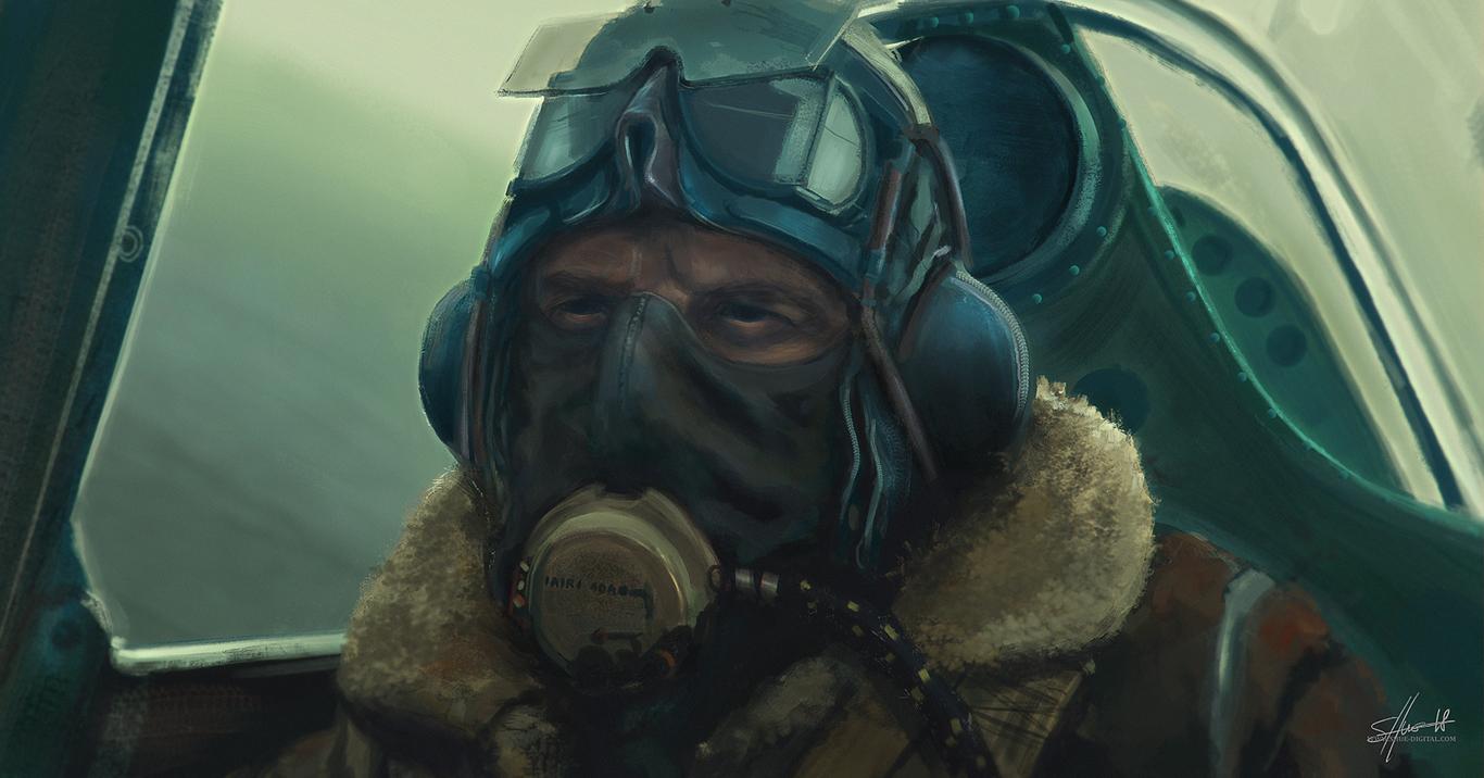 Dunkirk Pilot Shot