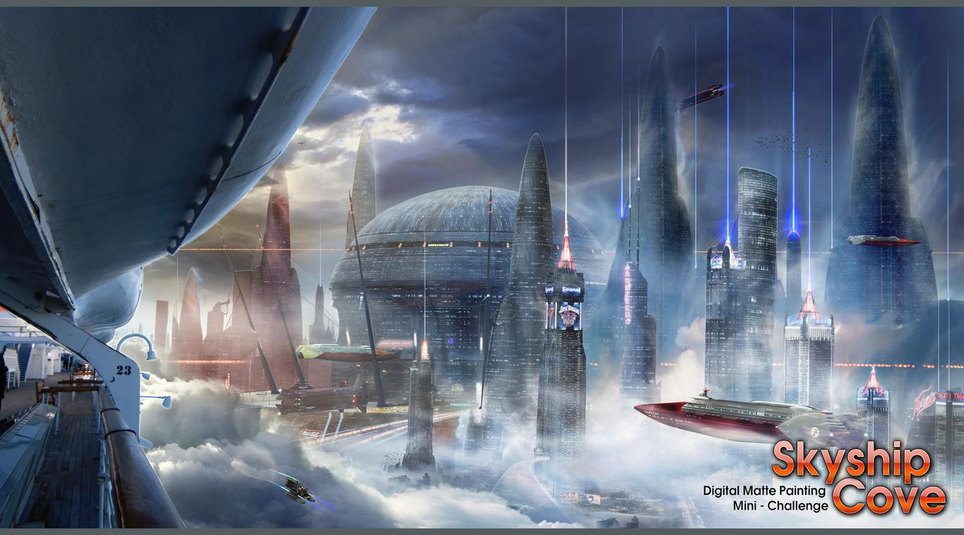 Strannik skyship cover 1 13df967a oe0d