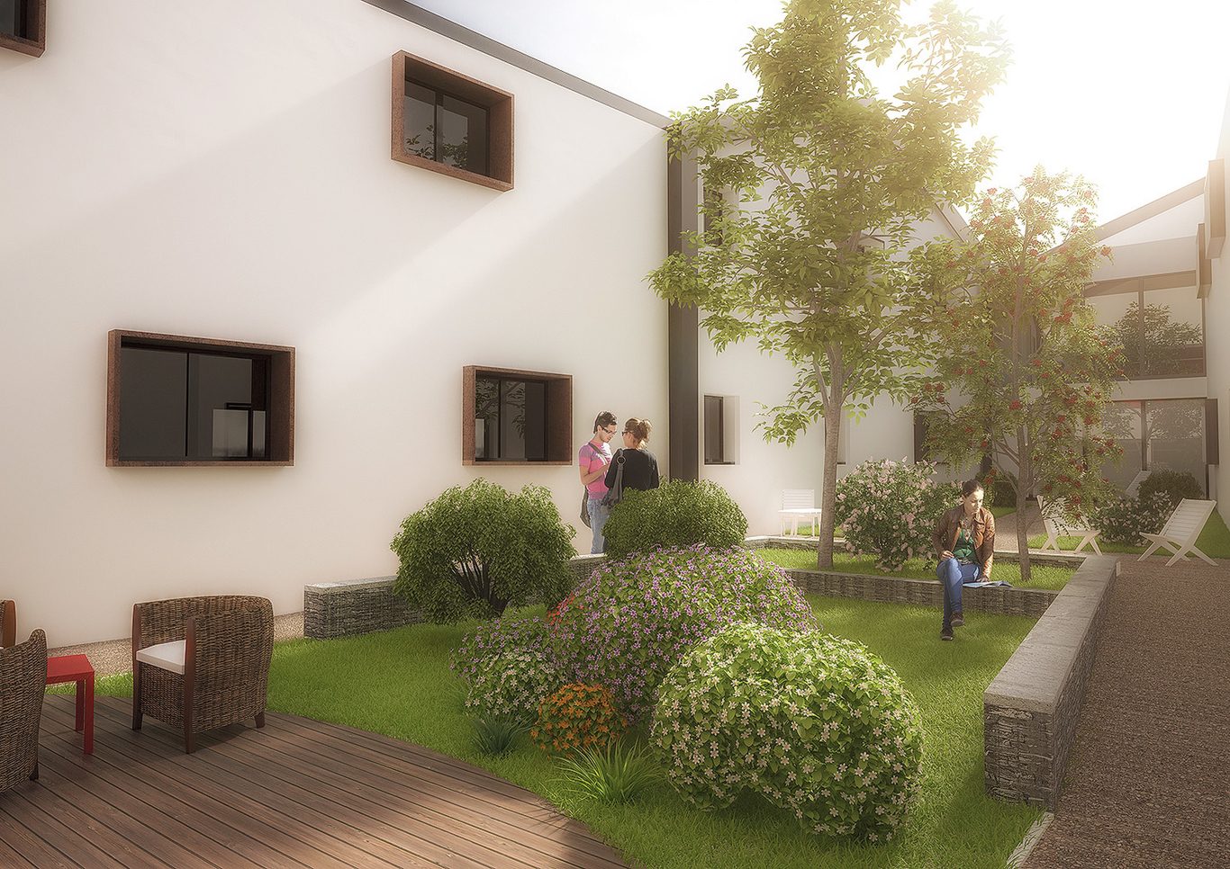 Architecte Le Mans le mans ( france) internatyayaprodtm | architecture | 3d