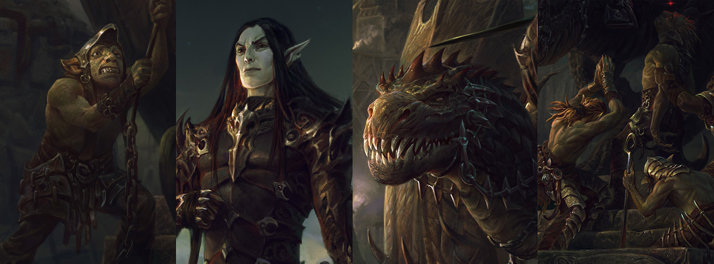 Legend of cryptids dark queen guinevere