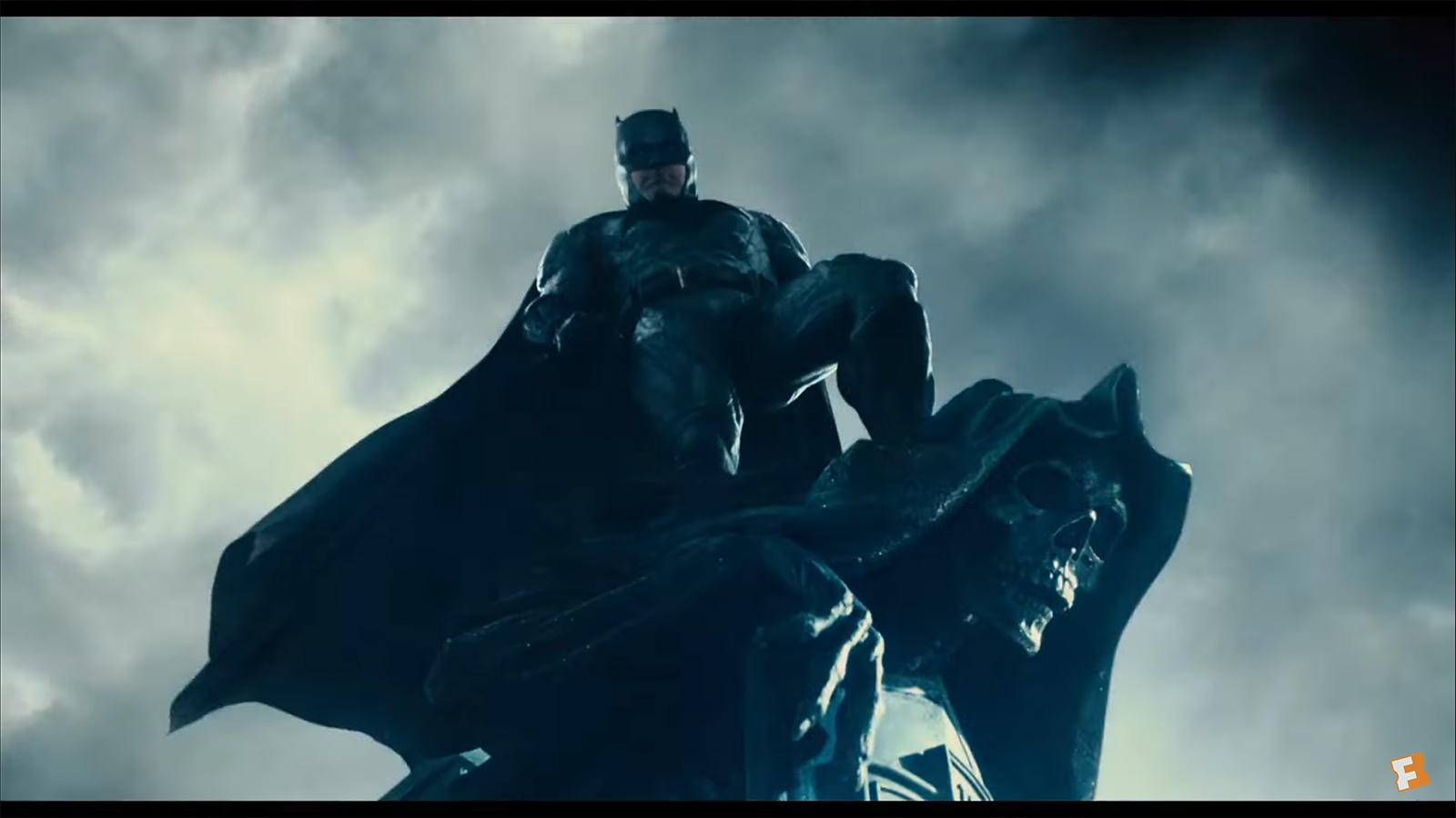 Justice League Batman Sneak Peek 2017 Article Cgsociety