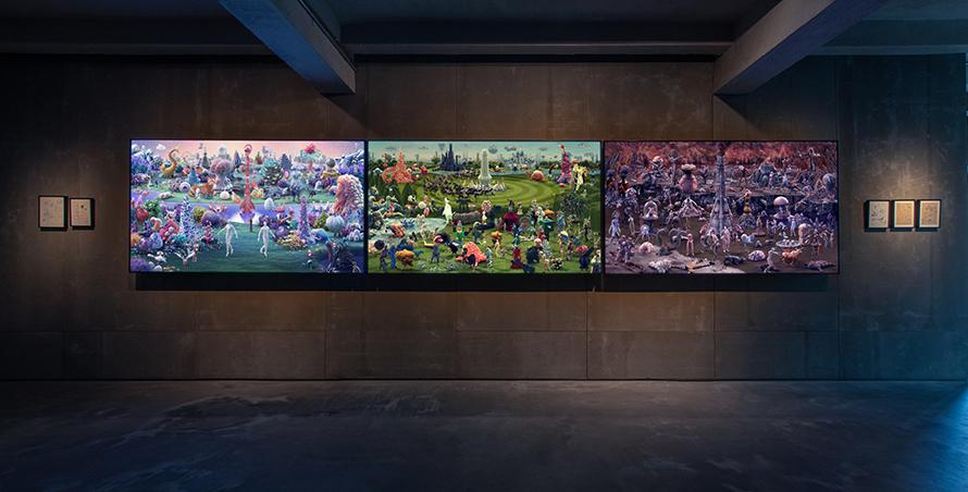 数字艺术的反叛:荷兰创意三重奏SMACK访谈