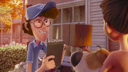 Renault / The Postman