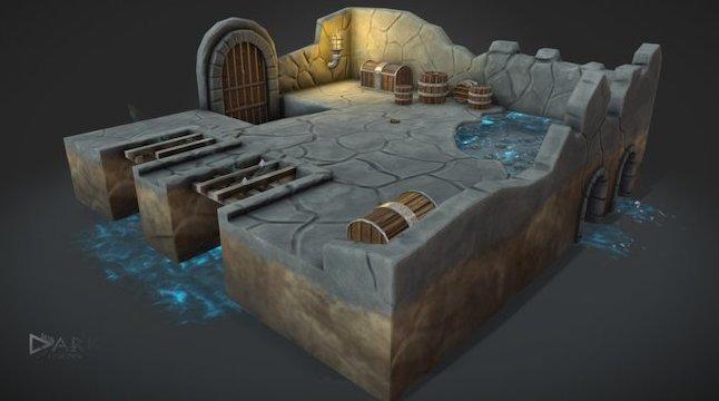 Darkminaz handpainted cave 1 3a451fcb 0n4i